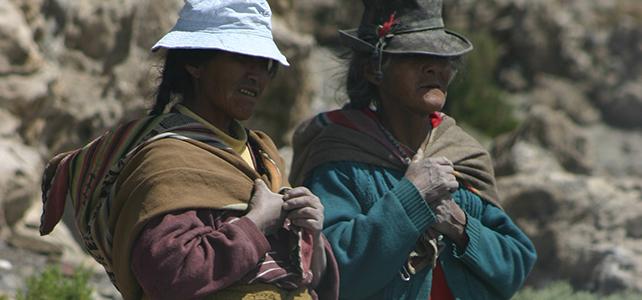 Empoderamiento económico de las mujeres | Bolivia