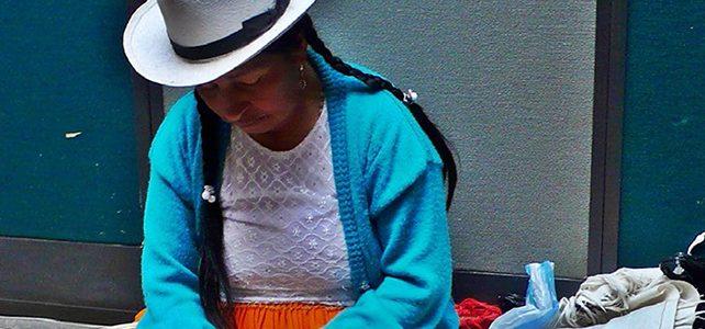 Mujeres, empoderamiento y trabajo informal   Ecuador