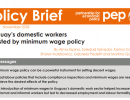 Uruguay's domestic workers boosted by minimum wage policy